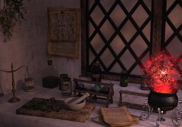 Love Potions and Spells post thumbnail image